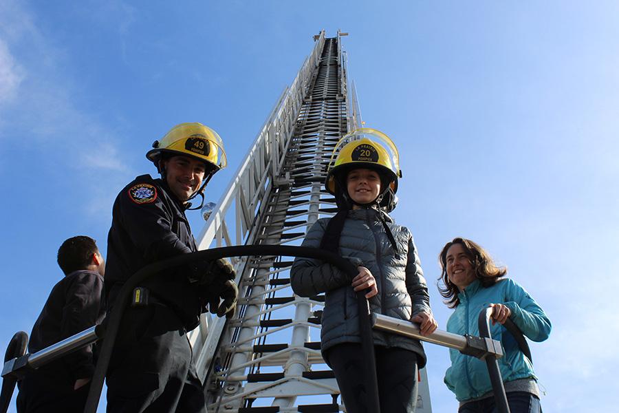 Pompier d'un jour 2019